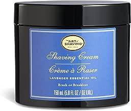 The Art of Shaving Shaving Cream, Lavender, 5 Ounce