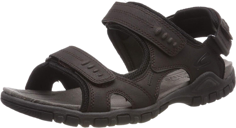 Camel active Men's's Ocean 11 Ankle Strap Sandals