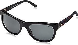 بولو نظارة شمسية كاجوال للرجال - رمادي