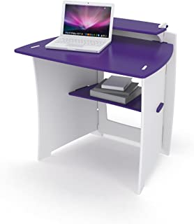Best legare 34 inch kids desk purple and white Reviews