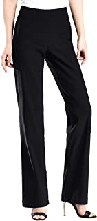 Foucome Dress Pants for Women- Bootcut Stretch High Waist Shorts with Belt Loops