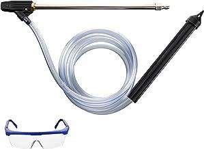 Tool Daily Pressure Washer Sandblasting Kit, Wet Sandblaster Attachment, 2500 PSI, 1/4 Inch Quick Connect