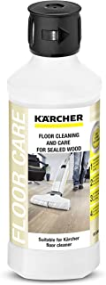 Kärcher Sealed Wood Floor Cleaning Detergent for Hard Floor Cleaners