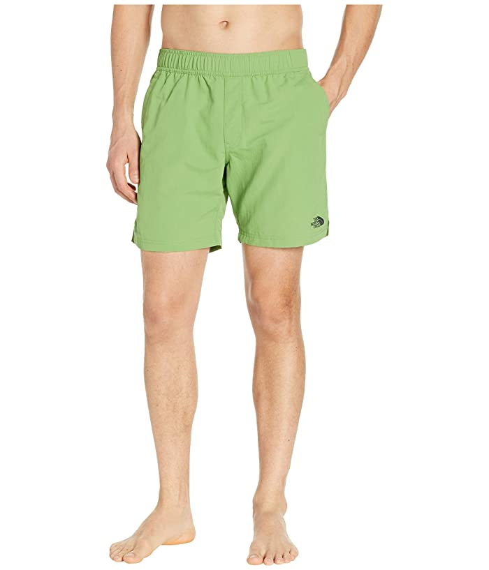 The North Face Class V 7 Pull-On Trunks (Eco Green) Men