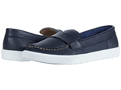 Elephantito Malta Loafers (Toddler/Little Kid/Big Kid) (Blue) Girls Shoes