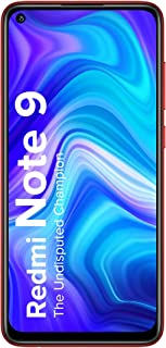 Redmi Note 9 (Aqua Green, 4GB RAM, 64GB Storage) - 48MP Quad Camera & Full HD+ Display| Extra INR 1000 Off on Exchange