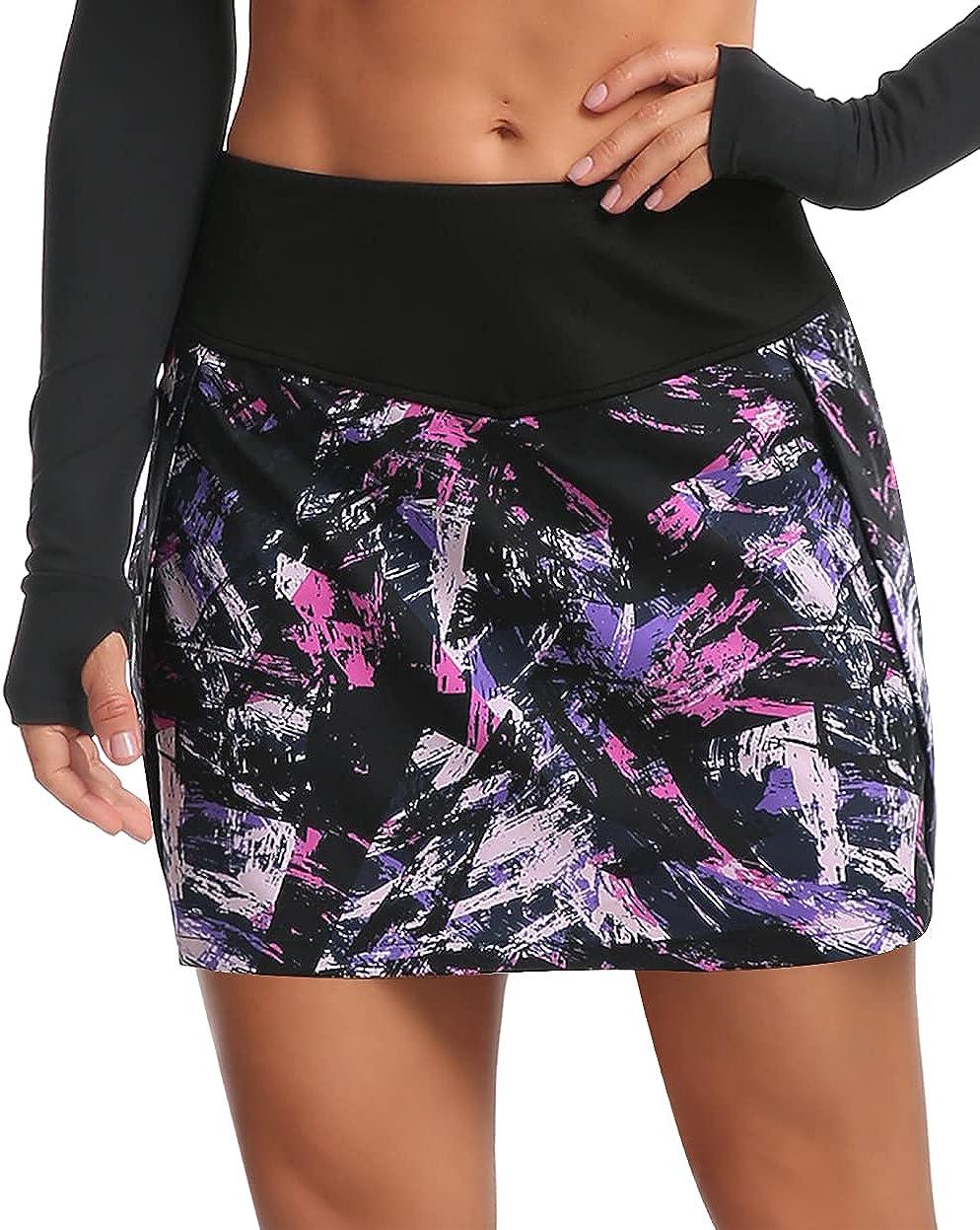 Women's Max 89% OFF Athletic Skorts Max 87% OFF Tennis Golf Shorts Running Inner Skirts