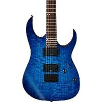 Ibanez RG6003FM Electric Guitar (Flat Sapphire Blue)
