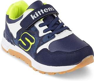 KITTENS Boys Navy Sneakers KTB578NAVY