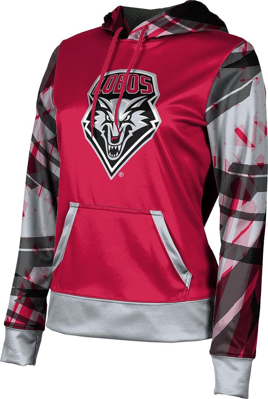 ProSphere University of New Mexico Girls' Pullover Hoodie, School Spirit Sweatshirt (Crisscross)