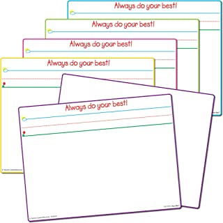 Teacher Created Resources Smart Start Magnetic Dry Erase Boards (77252)