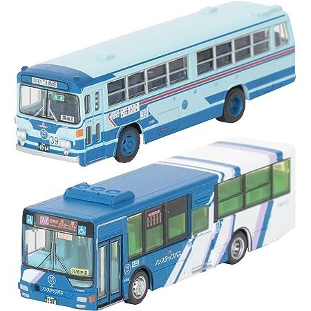 ザ・バスコレクション バスコレ 沖縄バス創立70周年 2台セット ジオラマ用品 (メーカー初回受注限定生産) 317159