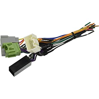 [DIAGRAM_09CH]  Amazon.com: SCOSCHE FDK106 1994-Up Select Vehicles Car Stereo Connector:  Car Electronics | Scosche Wiring Harness Fdk106 |  | Amazon.com