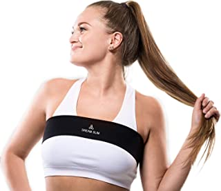 No-Bounce High-Impact Breast Support Band Extra Sports Bras For Women Adjustable Straps