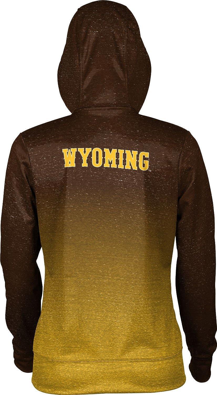 ProSphere University 格安激安 of Wyoming Women's School Zipper Hoodie Sp 数量限定アウトレット最安価格