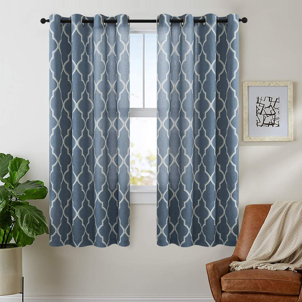 Making Kitchen Curtains Easy Drapes