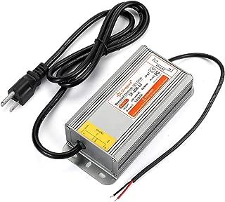SingPad 100 Watt Waterproof LED Power Supply Driver Transformer 120 to 12 Volt Dc Output