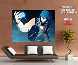 ZV6034 DRAMAtical Murder Aoba Seragaki Anime Manga Art HUGE GIANT Wall Print POSTER