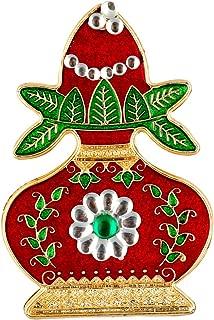 Diwali Pooja puja Item decoration decorative gift return gift Kumkum Roli Haldi Chandan Chawal Akshat Dibbi Box Holder Kankavati