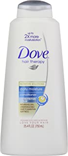 Dove Damage Therapy Daily Moisture Conditioner, 25.4 Ounce, Packaging May Vary (Pack of 2)