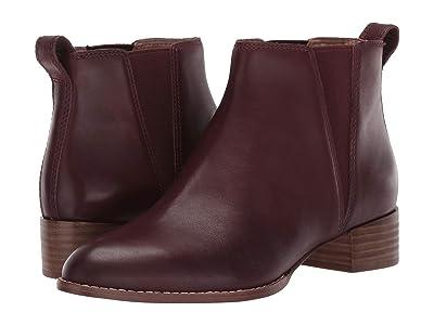 Madewell Carina Boot (Dark Cabernet) Women