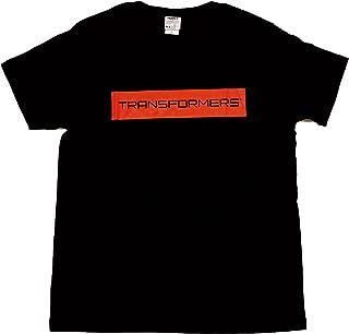 トランスフォーマー最後の騎士王【国内公式監修】Tシャツ オートボットロゴ 両面プリント