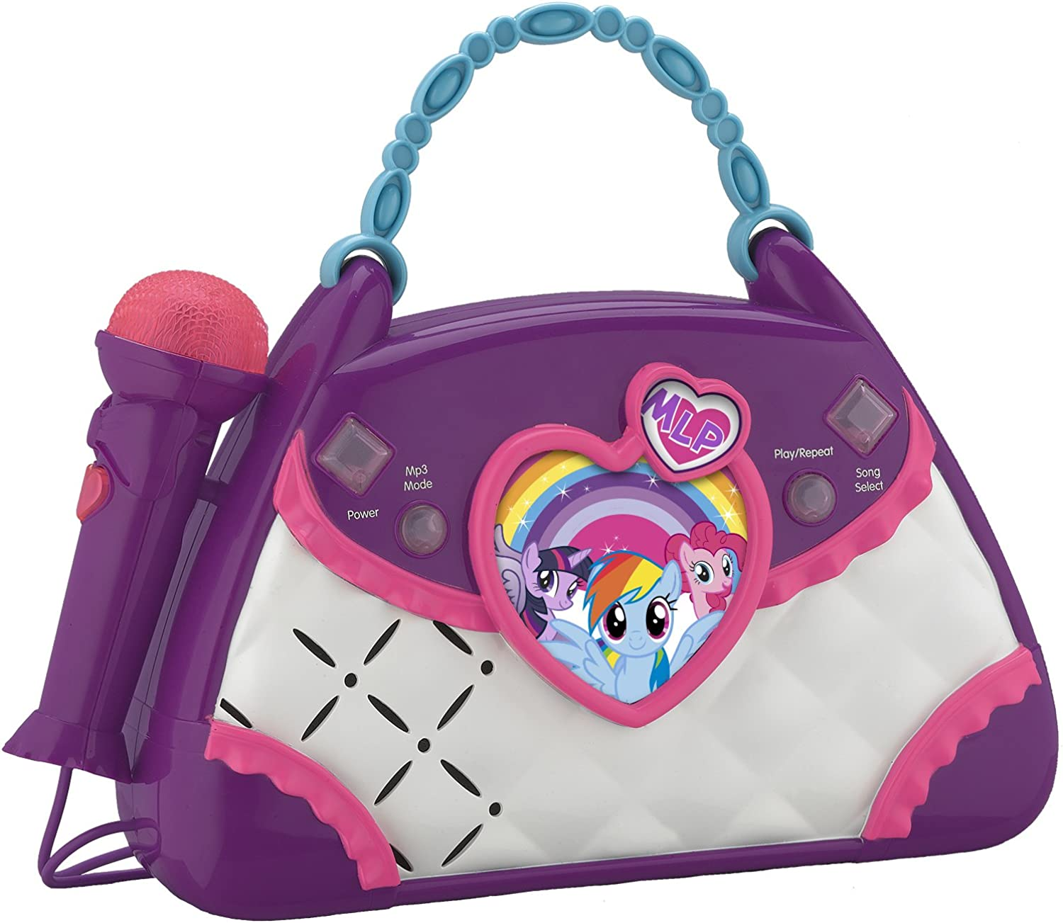 My Little Pony Magical Music Sing Along Boombox by My Little Pony
