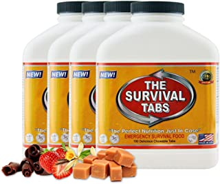 Best emergency survival food tabs Reviews
