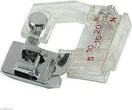 Gritzner Prensatelas tipo J sin transporte superior, compatible con muchos modelos de m/áquinas de coser apto para m/áquina de coser
