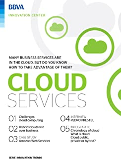 Ebook: Cloud Services (Innovation Trends Series) (English Edition) eBook: BBVA Innovation Center, Innovation Center, BBVA: Amazon.es: Tienda Kindle