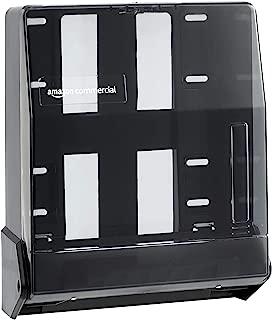 AmazonCommercial C-Fold/Multi-fold Paper Towel Dispenser - 1 - Pack