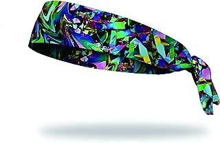 JUNK Brands Glitchcon Flex Tie Headband, Regular Width