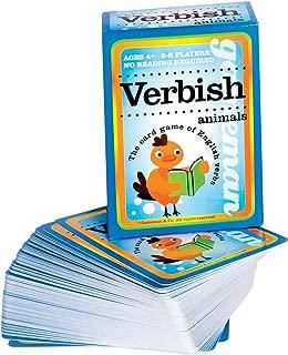 えいご 動詞 カードゲーム Verbish Aminals