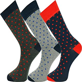 Mysocks, unisex tobillo calcetines de punto 3 pares de tobillo 04