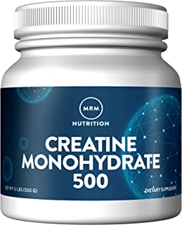 Creatine Monohydrate 500g Powder (Micronized)