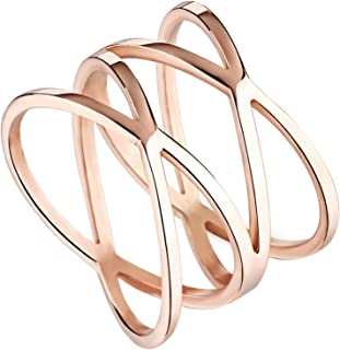 Best rose gold rings size 11 Reviews