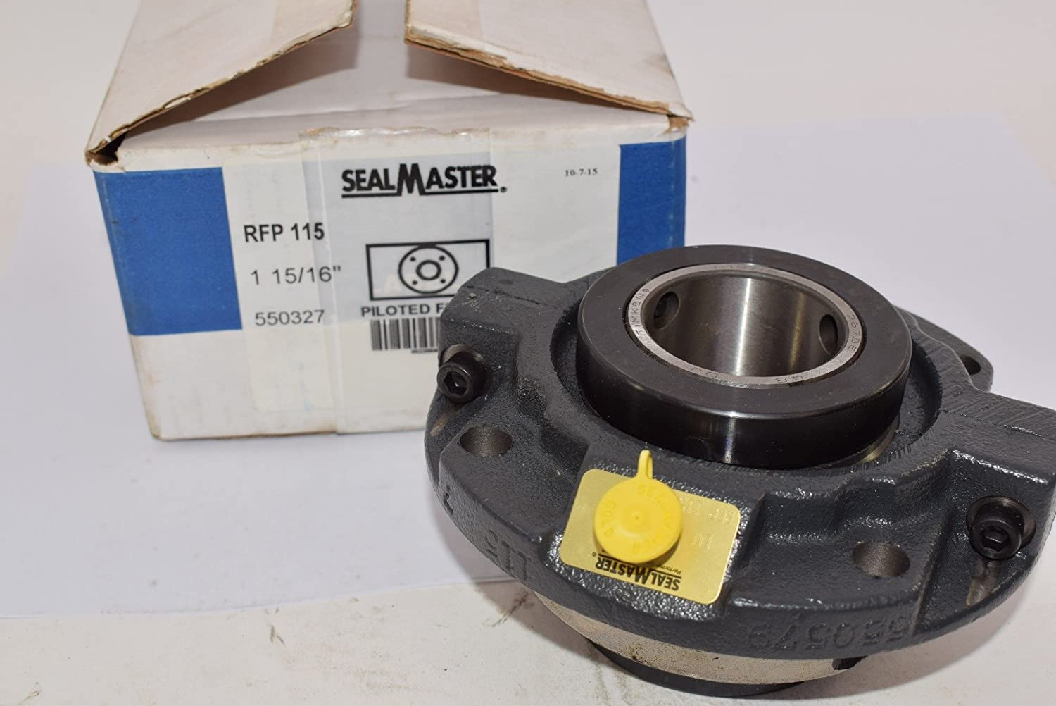 Sealmaster Latest item RFP115 40% OFF Cheap Sale 550327 Tapered Roller Bearing Piloted Flange 1