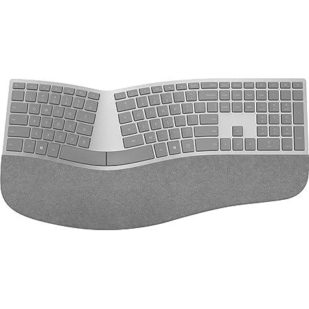 Microsoft Surface ERGNMC KYBRD.Grey Bluetooth English US HDWR 3SQ-00008