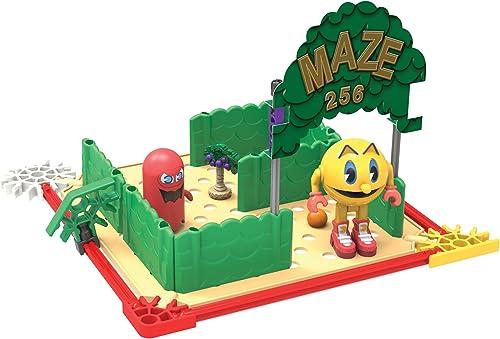K'Nex Pac's Pac World Maze Bauset [UK Import]