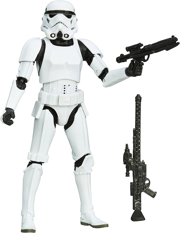 Stormtrooper  09 Star Wars Black Series 6 Inch Action Figure
