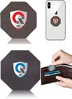 More at Promotions:1 EMF Protection Cell Phone Shield for EMR/EMF Radiation Blocker + 1 Personal EMF Protector Scalar Ener...