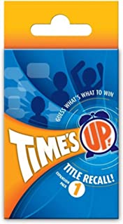 Time's Up - Title Recall Expansion Pack 1
