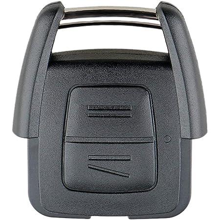 Liamgate Ersatz Schlüsselgehäuse Geeignet Für Opel Astra G Schlüssel Mit 2 Tasten Auto