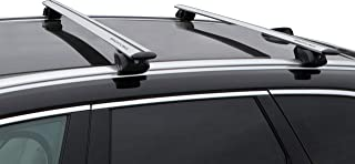 BRIGHTLINES Roof Rack Cross Bars Compatible with Ford Edge 2015 2016 2017 2018 2019