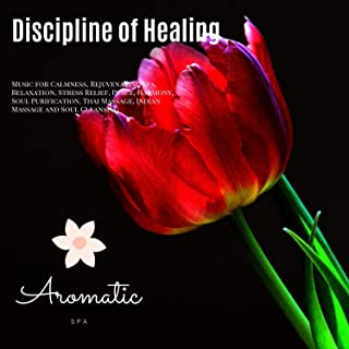 Discipline Of Healing (Music For Calmness, Rejuvenating Spa, Relaxation, Stress Relief, Peace, Harmony, Soul Purification, Thai Massage, Indian Massage And Soul Cleansing)