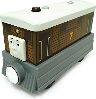 Fisher-Price Thomas & Friends Wooden Railway, Toby Train;Fisher-Price Y4081 Thomas & Friends Wooden Railway Roby the Tram Engine