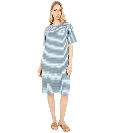 Pendleton Deschutes Stripe Tee Dress