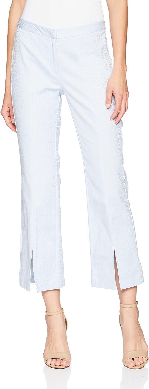 Nanette Nanette Lepore Womens Jacquard Pants Casual Pants
