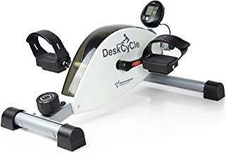 DeskCycle Under Desk Cycle,Pedal Exerciser – Stationary Mini Exercise Bike –..