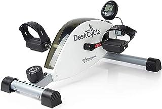 DeskCycle Under Desk Cycle, Pedal Exerciser - Stationary Mini Exercise Bike - Office, Home Equipment Peddler